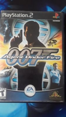 007 Agent Under Fire (ps2)