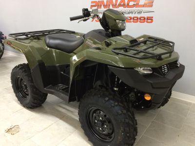 2019 Suzuki KingQuad 750AXi ATV Utility Belleville, MI