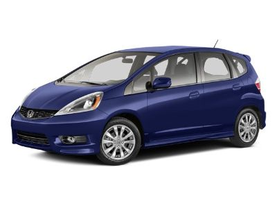 2013 Honda Fit Sport (Not Given)