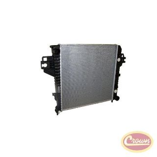 Sell Radiator (Jeep Liberty) - Crown# 52080118AA motorcycle in Marshfield, Massachusetts, US, for US $266.67