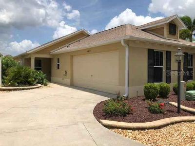 1015 Blue Heron Avenue THE VILLAGES Three BR, just listed