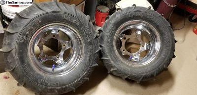 13.00 - 15 Paddla Trac Sand Tires