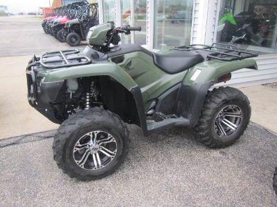2016 Honda FourTrax Foreman 4x4 Power Steering ATV Utility Warsaw, IN