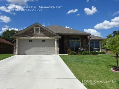 4 bedroom in Harker Heights