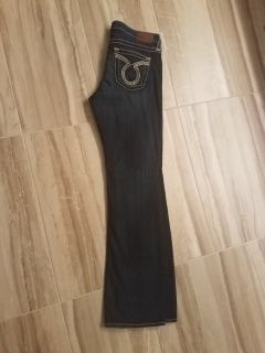 Big Star Jean's from the Buckle size 32L