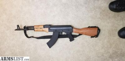 For Sale/Trade: Ak $600 in need of a npap or opap ak
