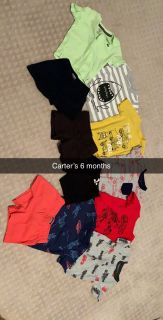 Carter s baby clothes