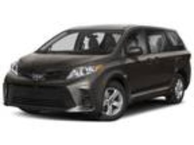 new 2020 Toyota Sienna for sale.