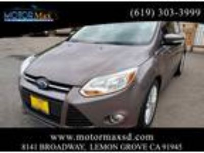 2012 Ford Focus SEL for sale