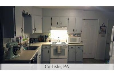 Well maintained duplex in Carlisle!