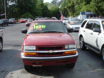 2001 Chevrolet Blazer LS (MAR)