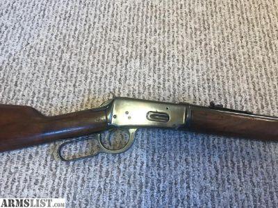 For Trade: Pre-64 Winchester model 94