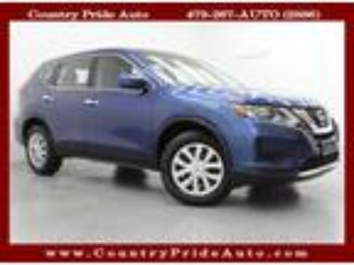 Used 2017 NISSAN Rogue AWD in Farmington, AR