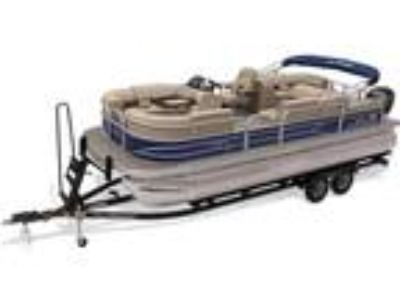 2019 Sun Tracker Party Barge 22 RF XP3