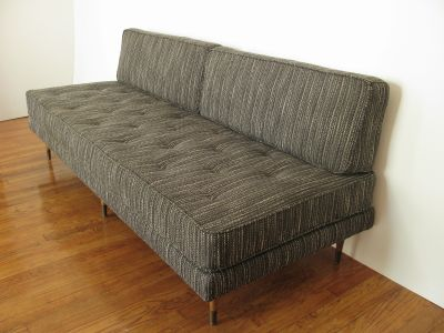MCM Daybed Sofa with brand new upholstery