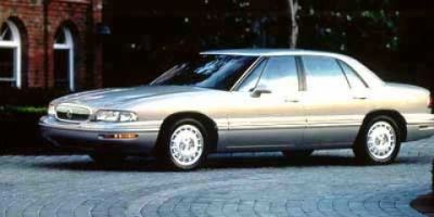 1999 Buick LeSabre Limited (Bright White)