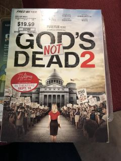 Gods not dead 2 great condition. $5.00