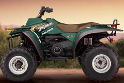 2002 Polaris Xplorer Utility ATVs New York, NY