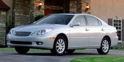 2003 Lexus ES 300 Base (Millennium Silver Metallic)
