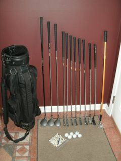 Mens RH Dunlop Resolve Golf Set with Bag