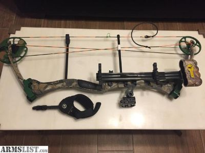 For Trade: Bear Lights Out Compound Bow