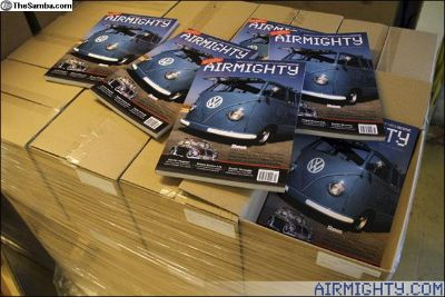 AirMighty Megascene Aircooled Issue # 03