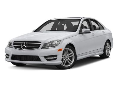 2013 Mercedes-Benz C-Class C250 Luxury (White)