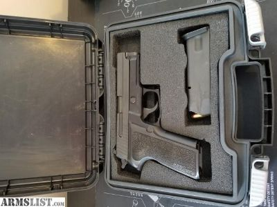For Sale/Trade: Sig Sauer P229R 9mm Low round count $575 OBO FS/FT