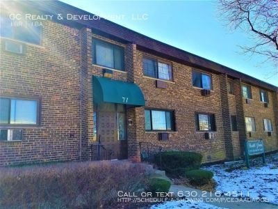 ***1 BEDROOM APT - HEAT & WATER INCL - WALKING DISTANCE TO TRAIN***