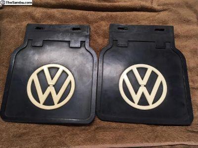 Wegu genuine VW mudflaps