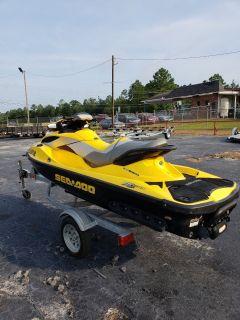 2010 Sea-Doo RXT 215 3 Person Watercraft Jesup, GA