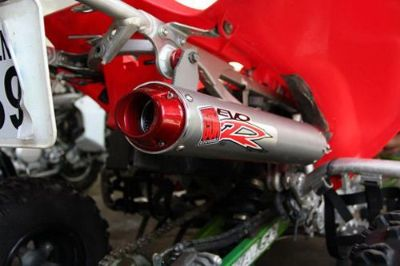 Buy 06-13 Honda TRX 450R Big Gun - Evo Race Series - Exhaust Honda Slip on motorcycle in Indianapolis, Indiana, United States, for US $247.78