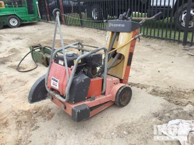 2015 Husqvarna FS513 Walk Behind Concrete Saw