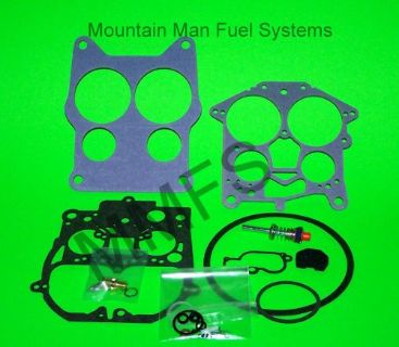 Buy 1971 72 73 74 PONTIAC ROCHESTER QUADRAJET 4 CARBURETOR KIT good with todays fuel motorcycle in Hackett, Arkansas, United States, for US $22.50