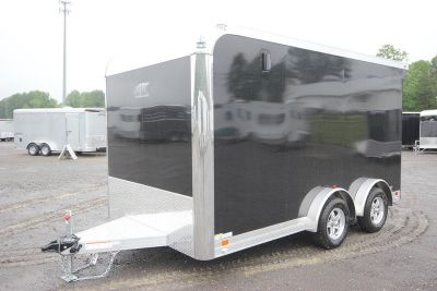 2019 ATC Quest MC300 7.5 x 14 Motorcycle Trailer