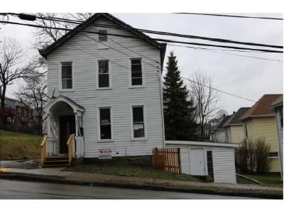 2 Bed 1 Bath Foreclosure Property in Greensburg, PA 15601 - Stanton St