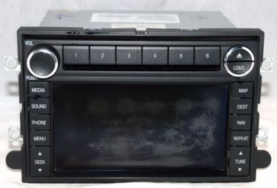 Find 06 07 08 09 FORD GPS NAVIGATION DVD CD RADIO SYSTEM F150 EDGE 8T4T-18K931-BA motorcycle in Moscow, Pennsylvania, United States, for US $395.00
