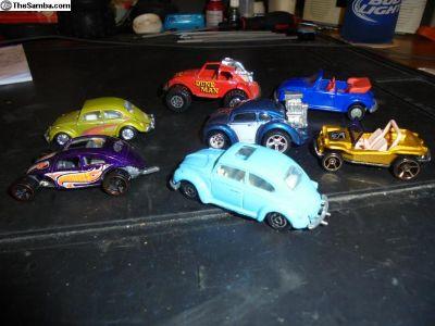 loose & MINT....jammer case VW's #4