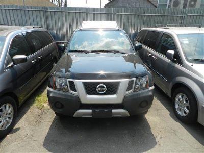 2011 Nissan Xterra X (Black)