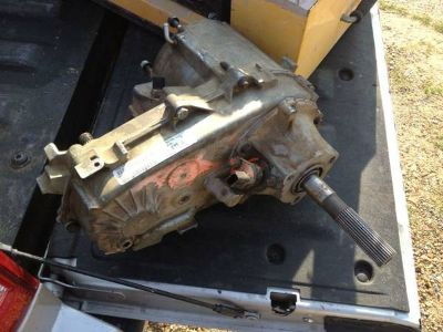 Ax5 Transmission Np231j Transfer case Jeep