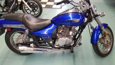 2006 Kawasaki EN125 Street / Supermoto Motorcycles Coloma, MI