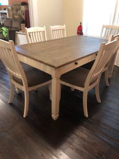 Ashley s dining room table