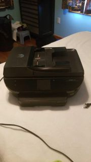 Hp all in one scan copy fax, photo printer