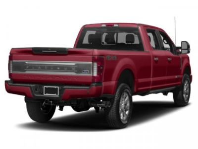 2019 Ford RSX King Ranch (Ruby Red Metallic)