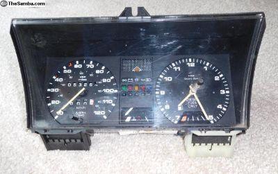 Rabbit Diesel Speedometer Cluster