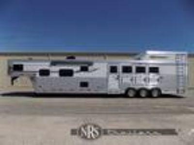 2019 SMC 4 Horse Side Load 16 Living Quarters Trailer 4 horses