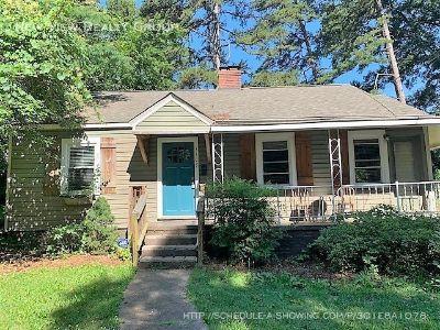 Single-family home Rental - 3105 Carol Ave
