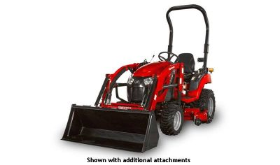 2018 Mahindra eMax 20S HST Compact Tractors Evansville, IN