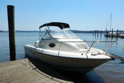 2003 Fish Hawk 213 WAC