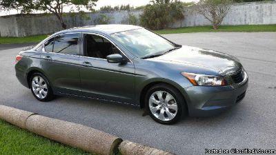 ***MAGIC 2008 Honda Accord EX